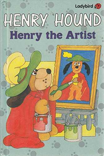 Henry-The-Artist-(Henry-Hound)