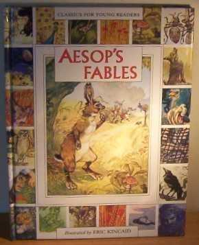 Aesop's-Fables-(Classics-for-Young-Readers)