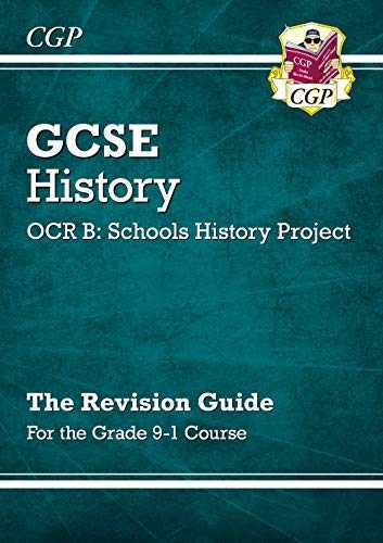 New-GCSE-History-OCR-B:-Schools-History-Project-Revision-Guide---for-the-Grade-9-1-Course
