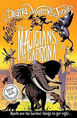 The-Magicians-of-Caprona-(Chrestomanci-#4)