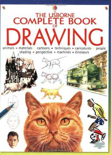 The-Usborne-Complete-Book-of-Drawing