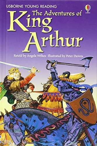 The-Adventures-Of-King-Arthur-(3.2-Young-Reading-Series-Two-(Blue))