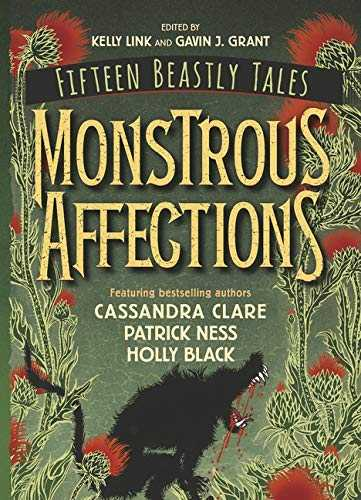 Monstrous-Affections:-An-Anthology-of-Beastly-Tales