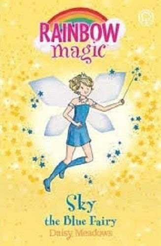 Sky-the-Blue-Fairy-(Rainbow-Magic,-#5)