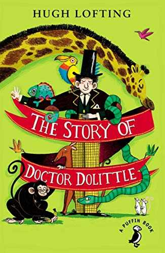 The-Story-of-Doctor-Dolittle