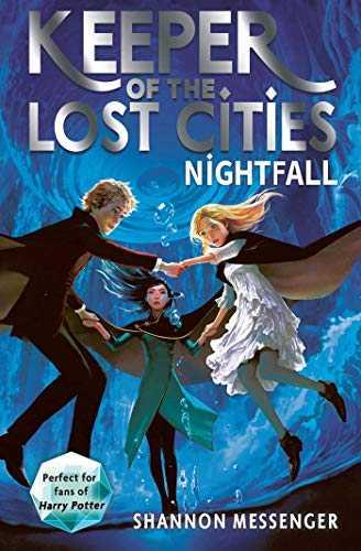 Nightfall-(Volume-6)-(Keeper-of-the-Lost-Cities)