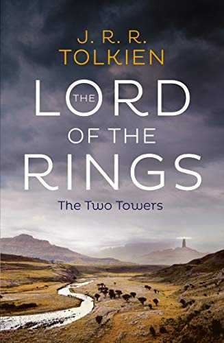 The-Two-Towers-(The-Lord-of-the-Rings,-#2)