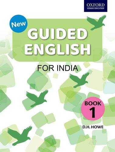 New-Guided-English-For-India-Book-1-by-D.-H.-Howe-Paperback
