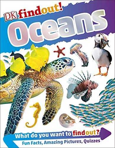 DKfindout!-Oceans