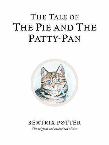 The-Tale-of-the-Pie-and-the-Patty-Pan-by--Beatrix-Potter-Hardcover
