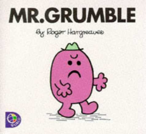 Mr.-Grumble-(Mr.-Men-and-Little-Miss)-by-Roger-Hargreaves-Paperback