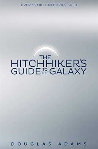 The-Hitchhiker's-Guide-to-the-Galaxy-(Hitchhiker's-Guide-to-the-Galaxy,-#1)