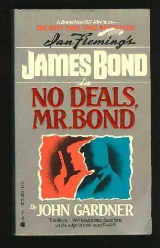 No-Deals,-Mr.-Bond-(John-Gardner's-Bond,-#6)