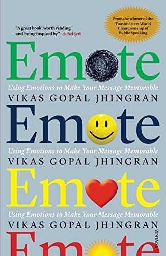 Emote:-Using-Emotions-to-Make-Your-Message-Memorable-by-Vikas-Gopal-Jhingran-Paperback
