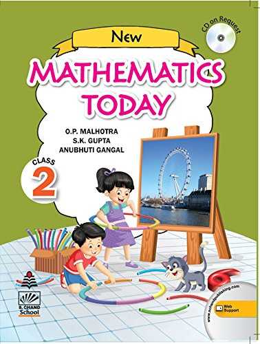 New-Mathematics-Today-Class-2-by-O-P-Malhotra,-S.-K.-Gupta-&-Anubhuti-Gangal-Paperback