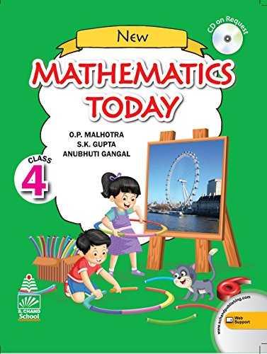 New-Mathematics-Today-Class-4-by-O-P-Malhotra,-S.-K.-Gupta-&-Anubhuti-Gangal-Paperback