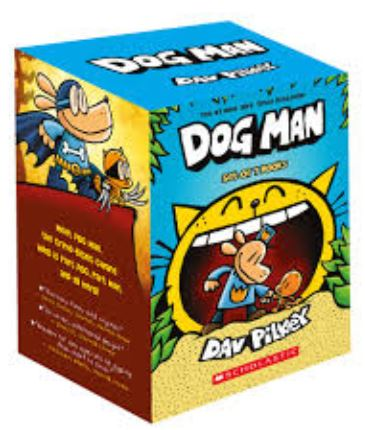 Dog Man Box of...