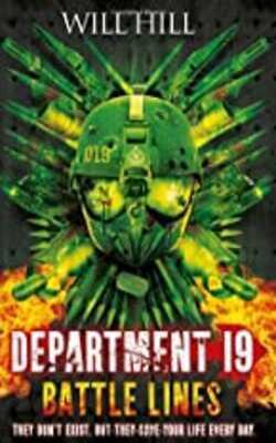 Battles-Line:Book-3(Department-19)