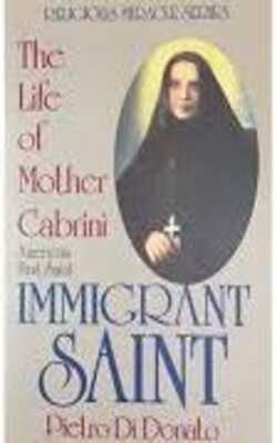 The-Life-of-Mother-Cabrini:Immigrant-Saint