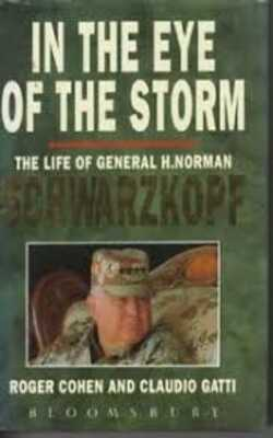 In-the-Eye-of-the-Storm:-Life-of-General-H.Norman-Schwarzkopf-Hardcover