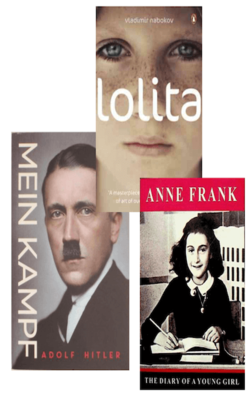 LOLITA,-MEIN-KAMPF-ADOLF-HITLER-and-THE-DIARY-OF-A-YOUNG-GIRL-Pack-of-3-Best-Sellers