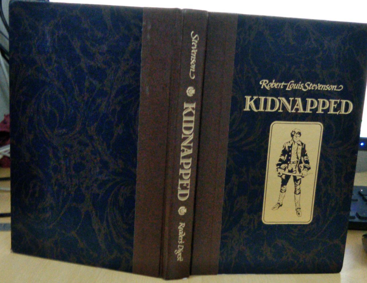 Kidnapped by R...