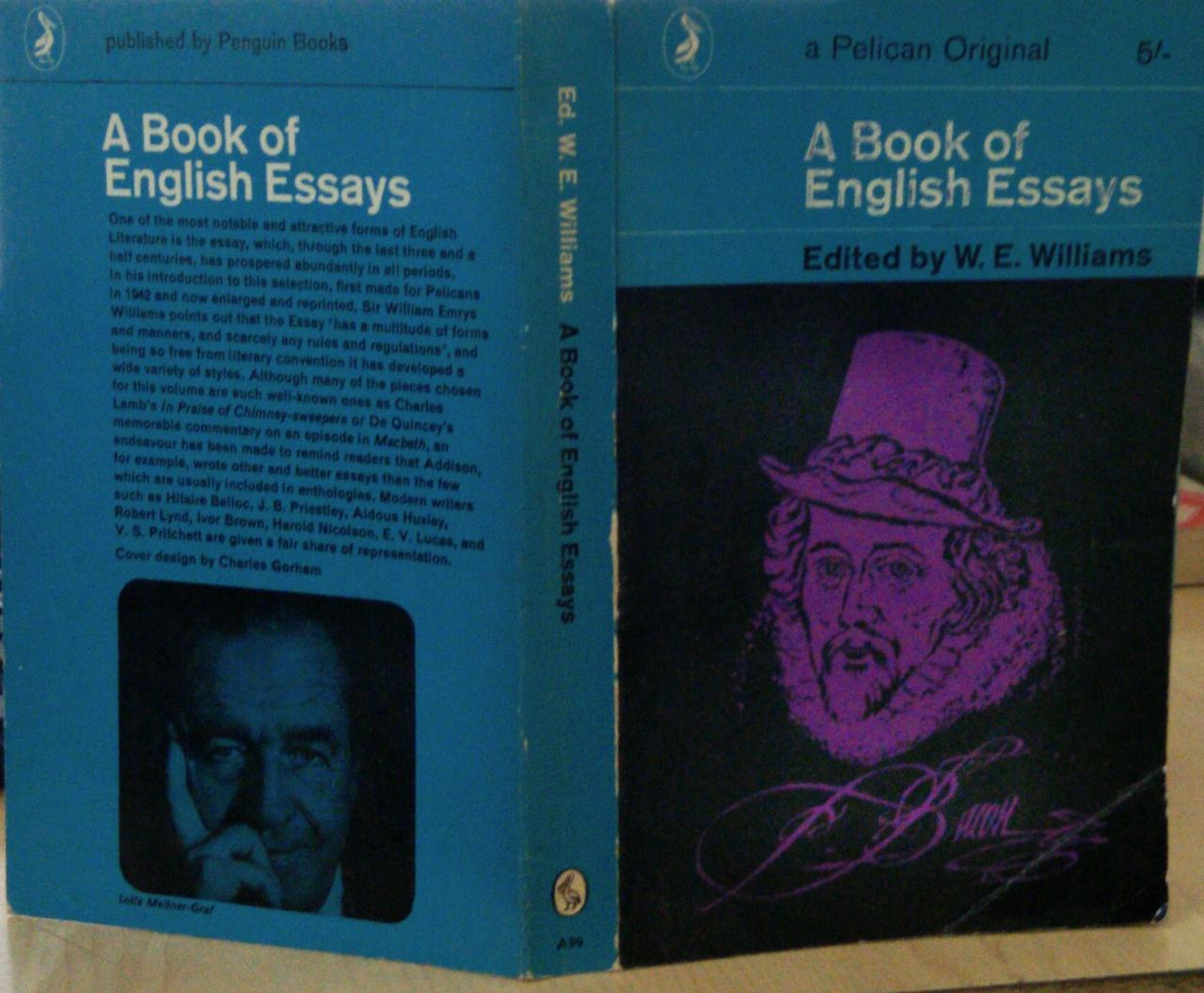 A Book of Engl...