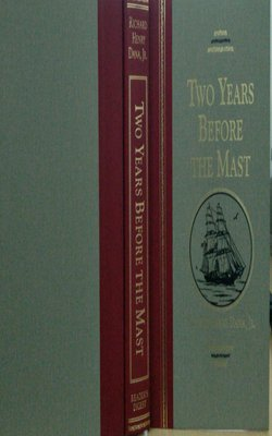 Two-Years-Before-the-Mast-by-Richard-Henry-Dana-Hardcover