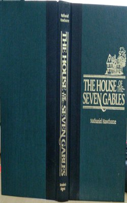 The-House-of-the-Seven-Gables-by-Nathaniel-Hawthorne-Hardcover