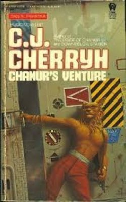 Chanur's-Venture-by-C.-J.-Cherryh-Paperback
