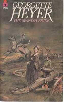 The-Spanish-Bride-by-Georgette-Heyer-Paperback