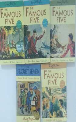 The-Famous-Five-Set-of-5-Books