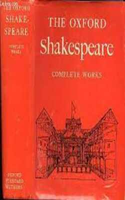 The-Oxford-Shakespeare:-Complete-Works-by-William-Shakespeare-Hardcover
