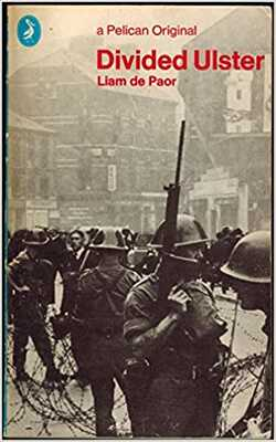 Divided-Ulster-by-Liam-de-Paor-Paperback