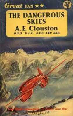 The-Dangerous-Skies-by-A.-E.-Clouston-Paperback