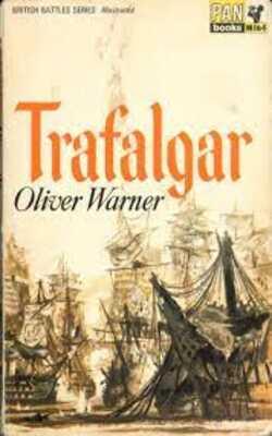 Trafalgar-by-Oliver-Warner-Paperback