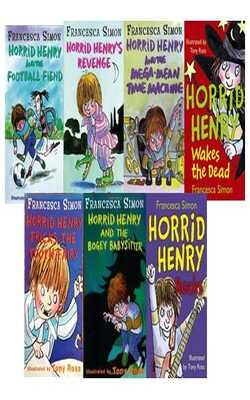 Horrid-Henry-Collection-of-7-Books
