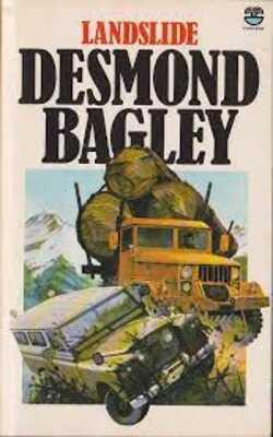 Landslide-by-Desmond-Bagley-Paperback