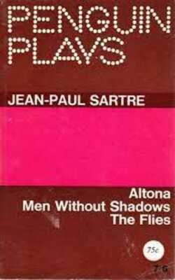 Altona;-Men-Without-Shadows;-the-Flies-by-Jean-Paul-Sartre-by-Jean-Paul-Sartre-Paperback