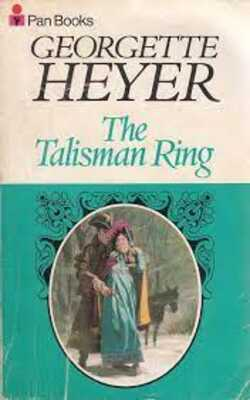 The-Talisman-Ring-by-Georgette-Heyer-Paperback