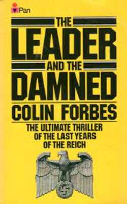 The-Leader-and-the-Damned-by-Colin-Forbes-Paperback