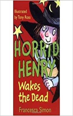 HORRID-HENRY-WAKES-THE-DEAD-by-Francesca-Simon-Paperback