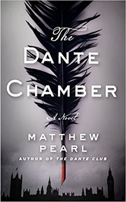 The-Dante-Chamber-by-Matthew-Pearl-Hardcover