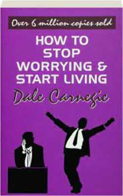 HOW-TO-STOP-WORRING-&-START-LIVING-by-Dale-Carnegie-Paperback