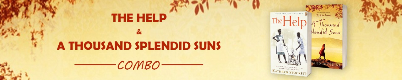 A THOUSAND SPLENDID SUNS/THE HELP PACK OF 2 COMBO-PAPERBACK